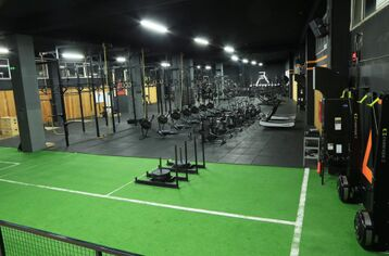 THE LAB CROSSFIT
